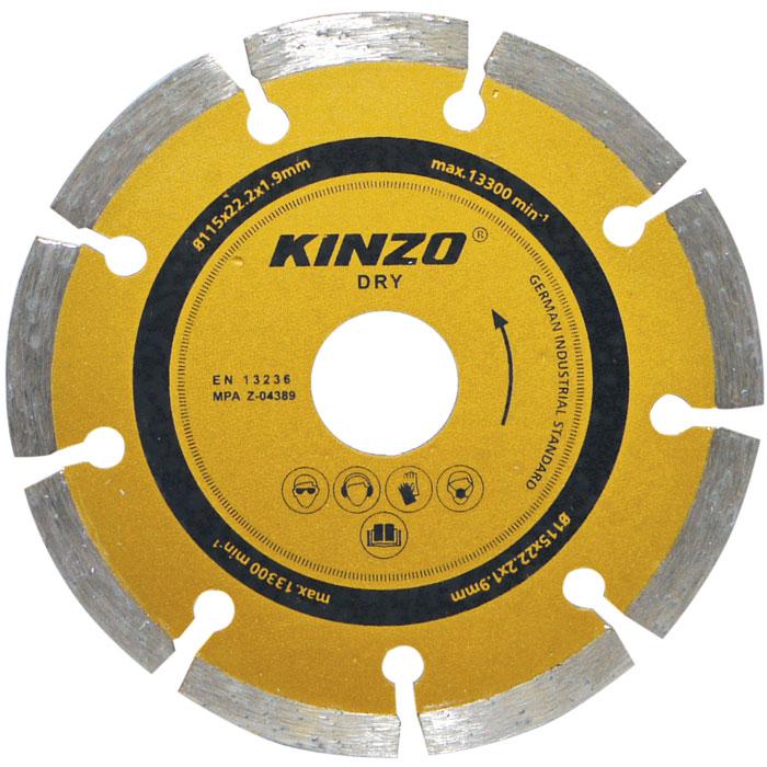 Δίσκος ξηρής κοπής - KINZO 71757