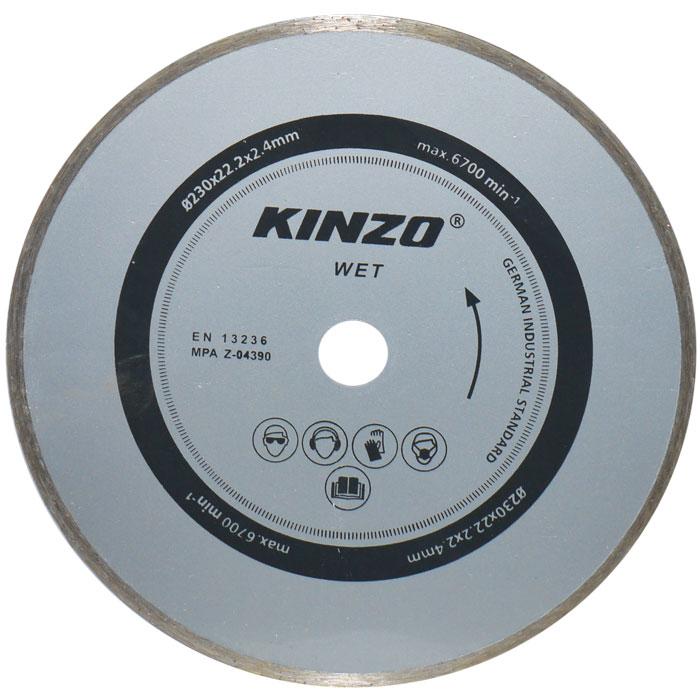 Διαμαντέ Δίσκος υγρής κοπής - KINZO 71767