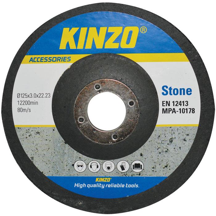 Δίσκος κοπής πέτρας - KINZO 71772