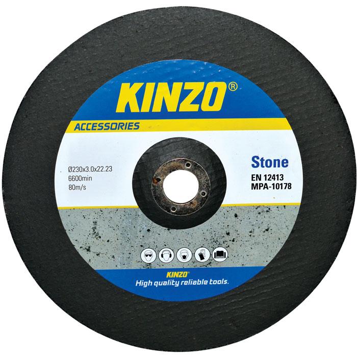 Δίσκος κοπής πέτρας - KINZO 71773