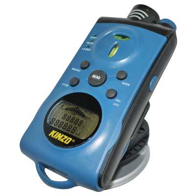 Όργανο μέτρησης απόστασης - KINZO 38329