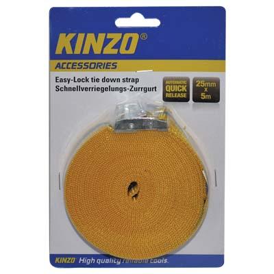 Ιμάντας πρόσδεσης - KINZO 71868