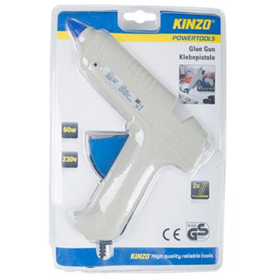 Ηλεκτρικό πιστόλι κόλλας - KINZO 79506