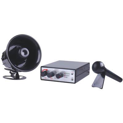 ALL RIDE 28903 -Σειρήνα 12V με μικρόφωνο