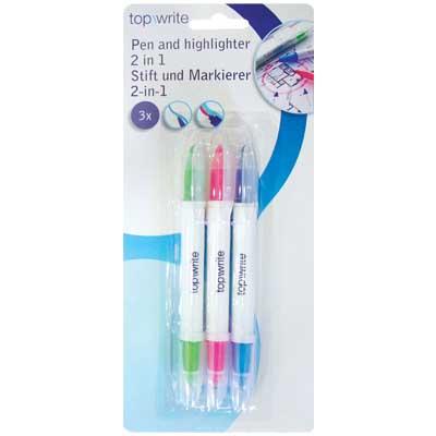 Στυλό και μαρκαδόρος TOPWRITE 45326