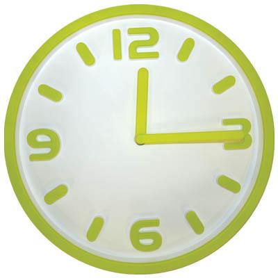 Ρολόι τοίχου ED 53310 GREEN