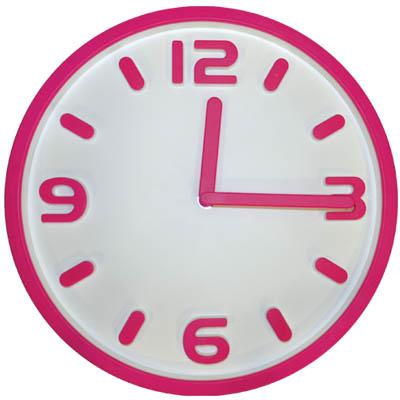 Ρολόι τοίχου ED 53310 PINK