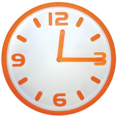 Ρολόι τοίχου ED 53310 ORANGE