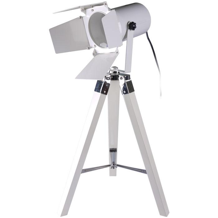 GRUNDIG51497 WHITE Επιτραπέζιο φωτιστικό
