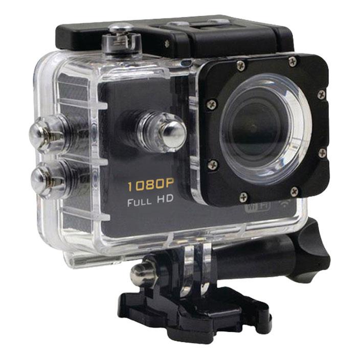 Action κάμερα Full HD  Camlink CL-AC21 1080p Wi-Fi Black