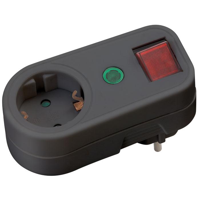 Αντάπτορας ρεύματος με προστασία υπέρτασης - ασφαλείας SAS 100-15-031