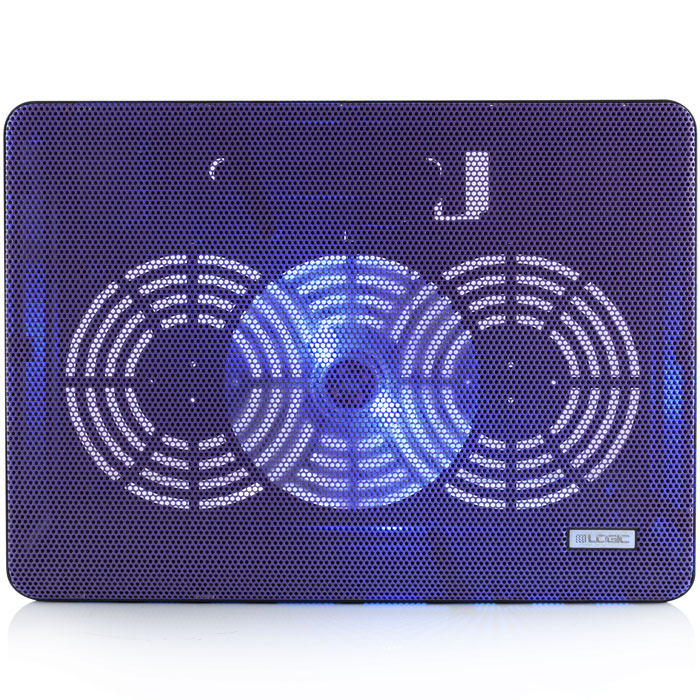 Notebook Cooler LOGIC LCP-09 PURPLE