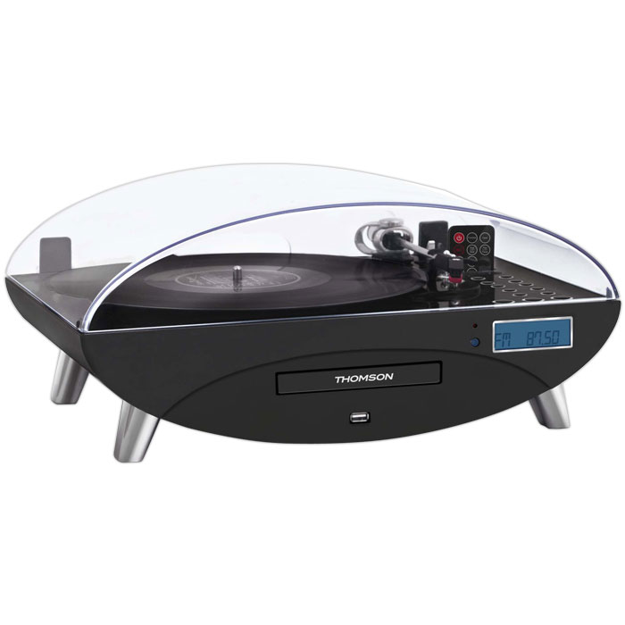 Πικάπ Thomson TT400CD FM / CD / MP3 / USB