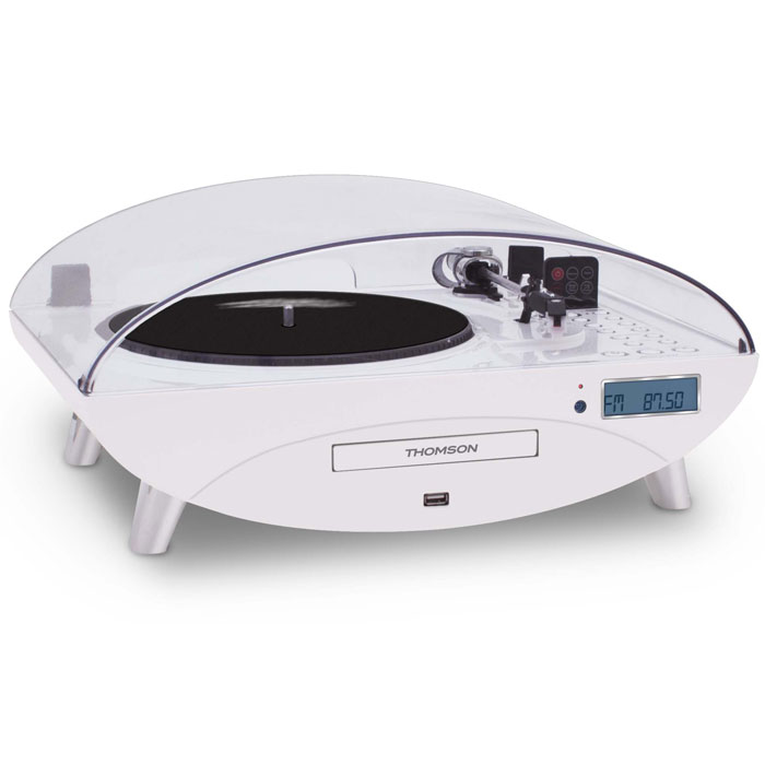 Πικάπ Thomson TT401CD FM / CD / MP3 / USB