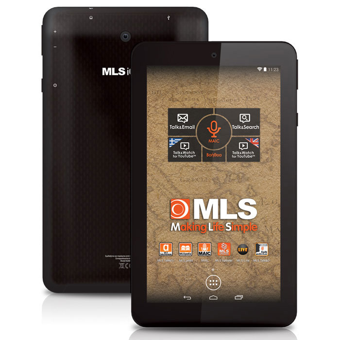 MLS IQTAB ATLAS BLACK (64-BIT)