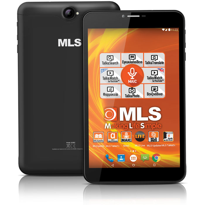 MLS JET 3G 16GB