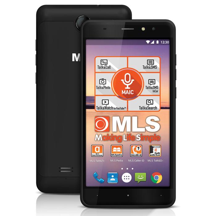 MLS ALU 3G BLACK DUAL SIM (5,5 in)