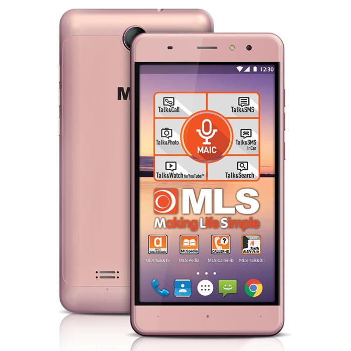MLS ALU 3G PINK DUAL SIM  (5,5 in)