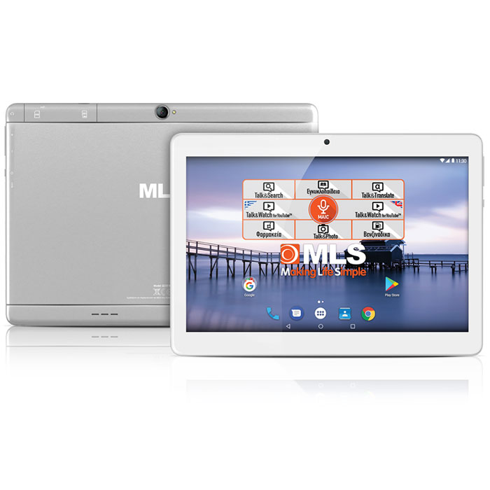 MLS ALU PLUS 4G Tablet LCD IPS 10,1 16GB