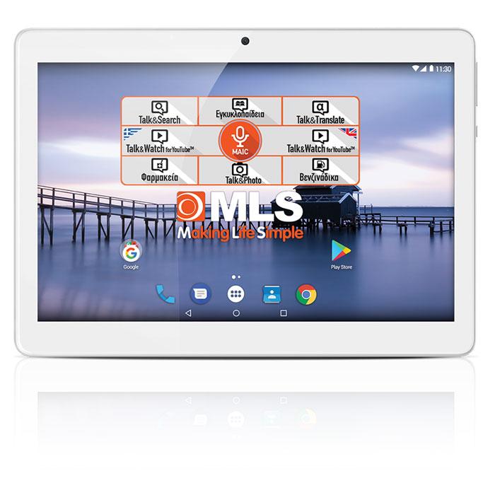 MLS ALU PLUS 4G Tablet LCD IPS 10,1