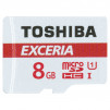 TOS MICROSD 8GB M301 EXCERIA R48 WITH ADAPTER NEW