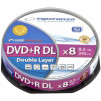 ESP DVD+R 8,5GB X8 DL - CAKE BOX 10 PCS
