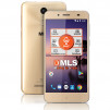 MLS COLOR FINGERPRINT 4G CHAMPAGNE DUAL SIM