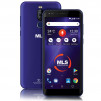 MLS DX LITE  5.7 3G BLUE DUAL SIM